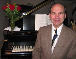 Laguna Beach Piano teachers, piano lessons, Evan Sachs